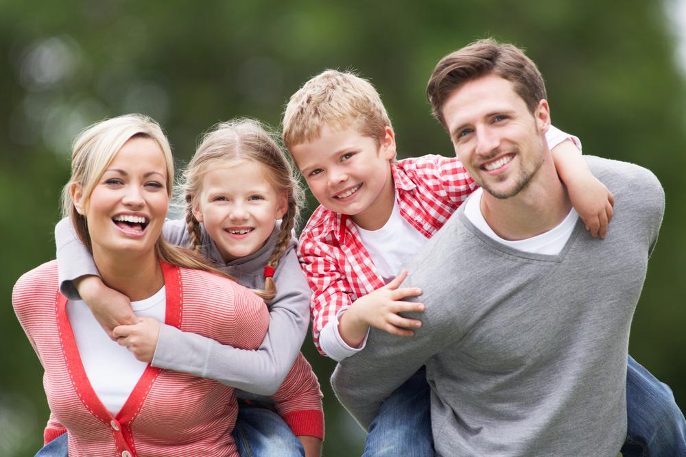 família com direitos slide 1