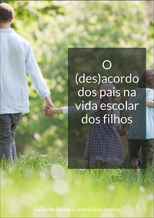 Capa de Ebook o desacordo dos pais na vida escolar dos filhos